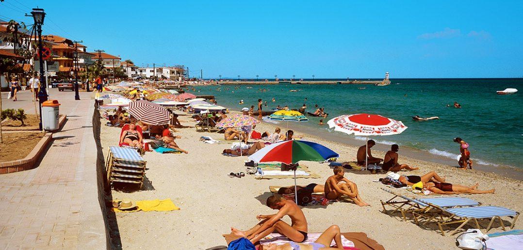 Halkidiki En Güzel Plajı