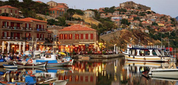 İzmir Midilli (Lesvos) Belediye Vapur Seferleri