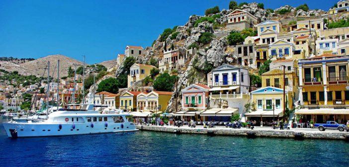 En İyi 5 Yunan Adası