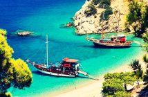 Gizli Kalmış 5 Yunan Adası