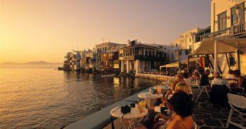 Türk Turistlerden Yunan Adaları Rekoru